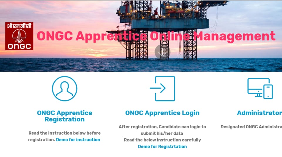 ONGCinvites application for 4104 apprentice posts.Apply before March 28.  Check details here