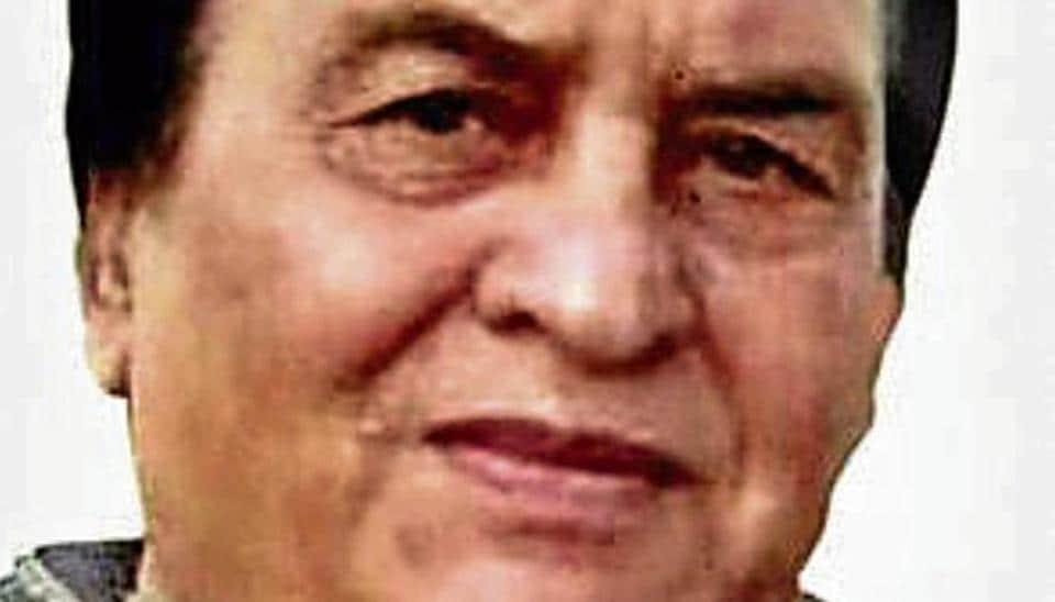 Vyas Samman,Liladhar Jaguri,Padma Shri recipient Liladhar Jaguri