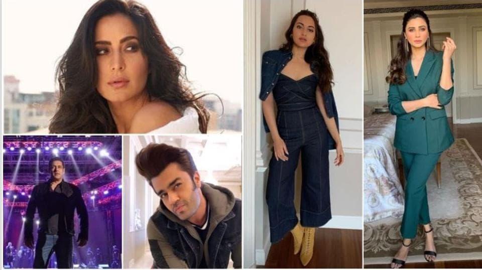 Salman Khan,Katrina Kaif,Sonakshi Sinha