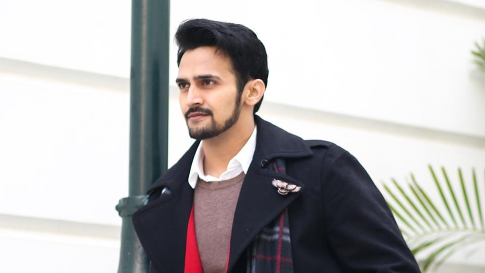 Actor Bhushan Pradhan will be seen as a father and son in his forthcoming film, Shimmgga