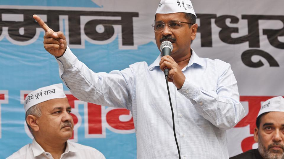 Arvind Kejriwal had on Wednesday appealed to the Congress and the JJP for an alliance in Haryana.