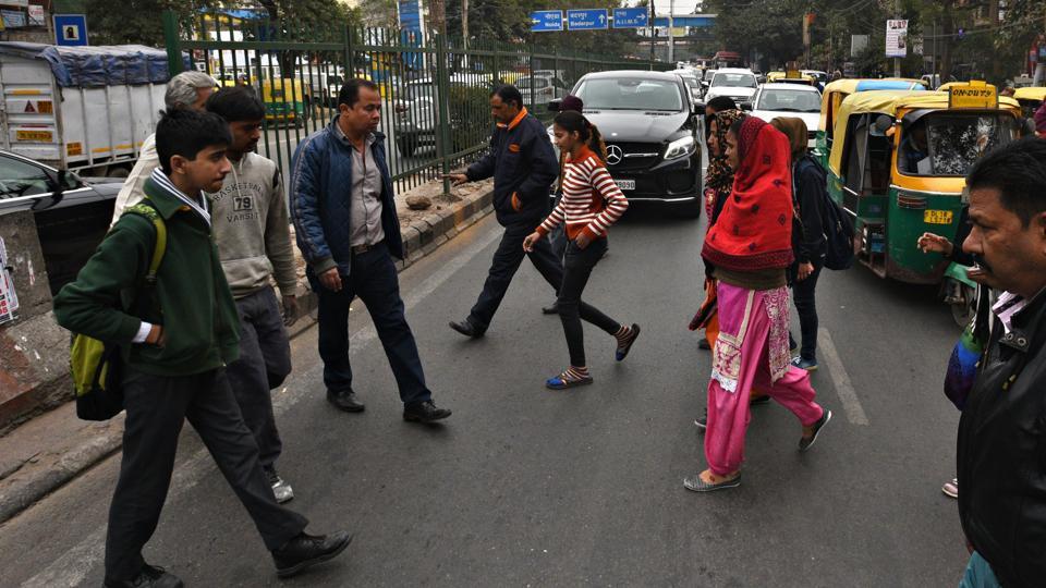 walkability,delhi,UTTIPEC