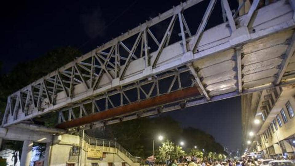 Mumbai bridge collapse,BMC,CST