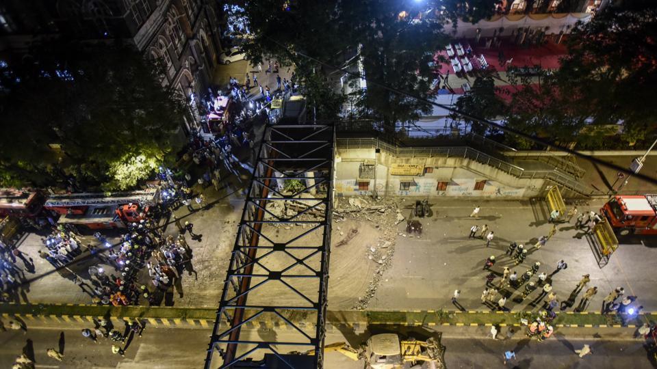 Mumbai,bridge collapse,BMC