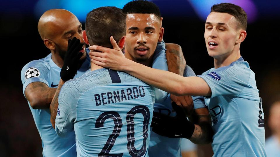 Manchester City 'confident' after drawing Spurs in Champions League quarters | football