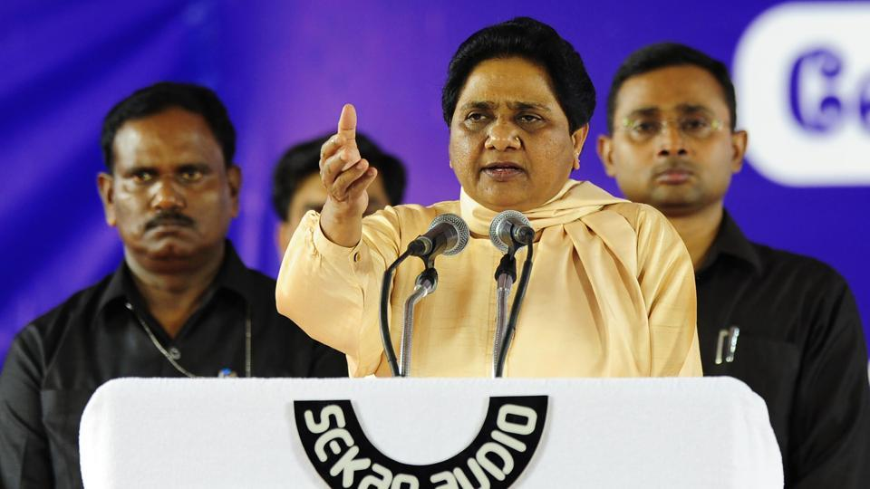 BSP chief Mayawati has announced it will not align with the Congress any where in the country, while the state unit of the SP said it is disillusioned and have decided to not go with the Congress-NCP alliance in Maharashtra.