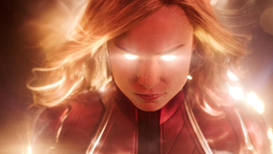 Captain Marvel joins reunited Avengers in latest 'Endgame' trailer