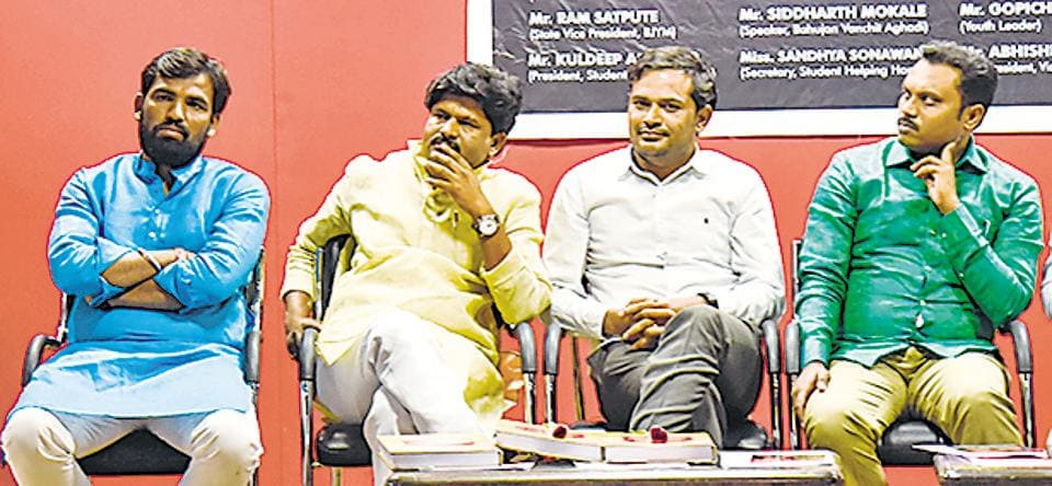 Pune,Political youth leaders,students' manifesto
