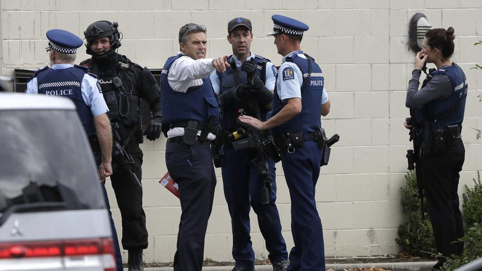Christchurch Attack Image: Cricketers Tweet Reactions On Christchurch Mosques Attack