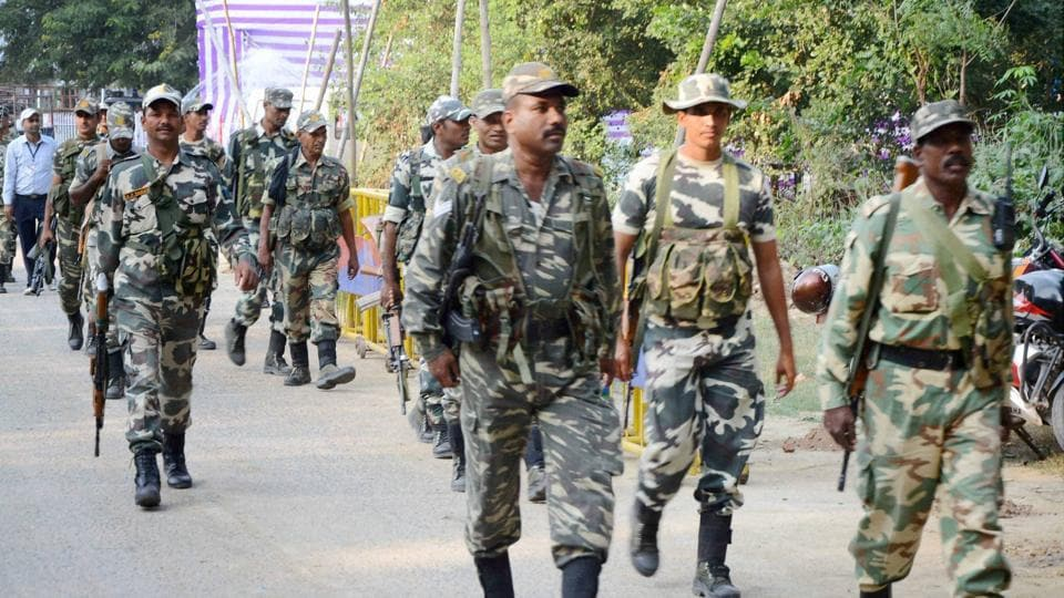 Sources said that IG (Patna zone) had sought from the police headquarters satellite phones, additional CAPF and deep search metal detectors to search for landmines.