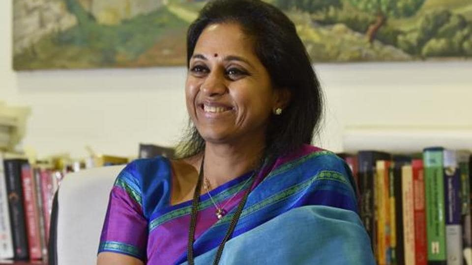 The NCP list includes four sitting MPs, including party chief Sharad Pawar's daughter Supriya Sule who will contest from Baramati.