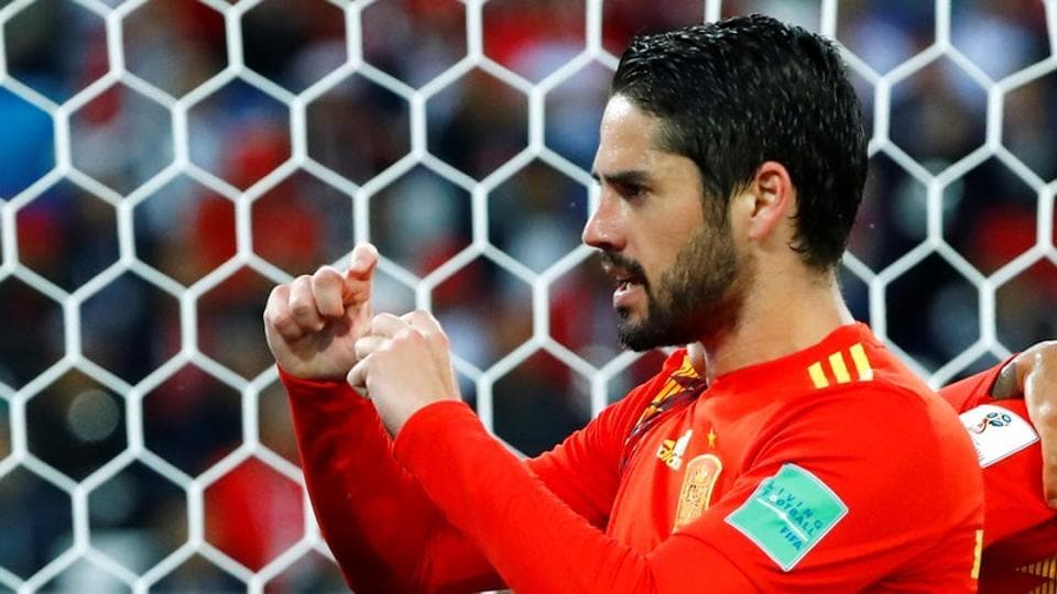 File image of Isco