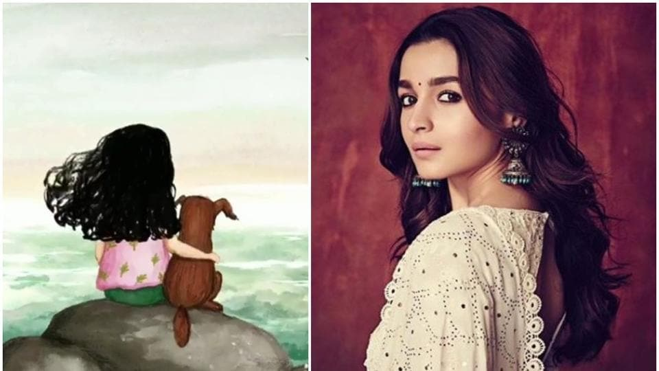Alia Bhatt announces new project on birthday, teases fans with a childhood story