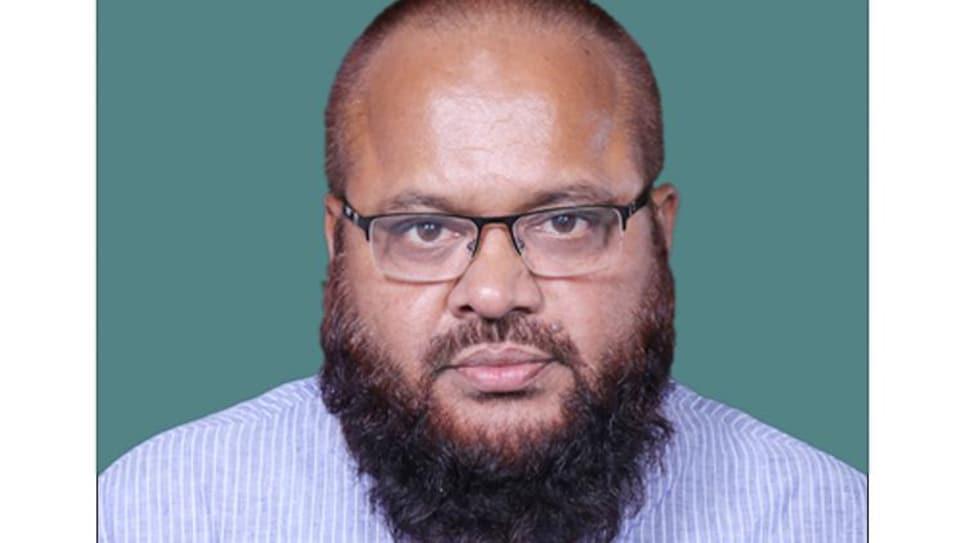 Barpeta's LokSabha  MPSirajuddin Ajmal may not contest time because of ill health.