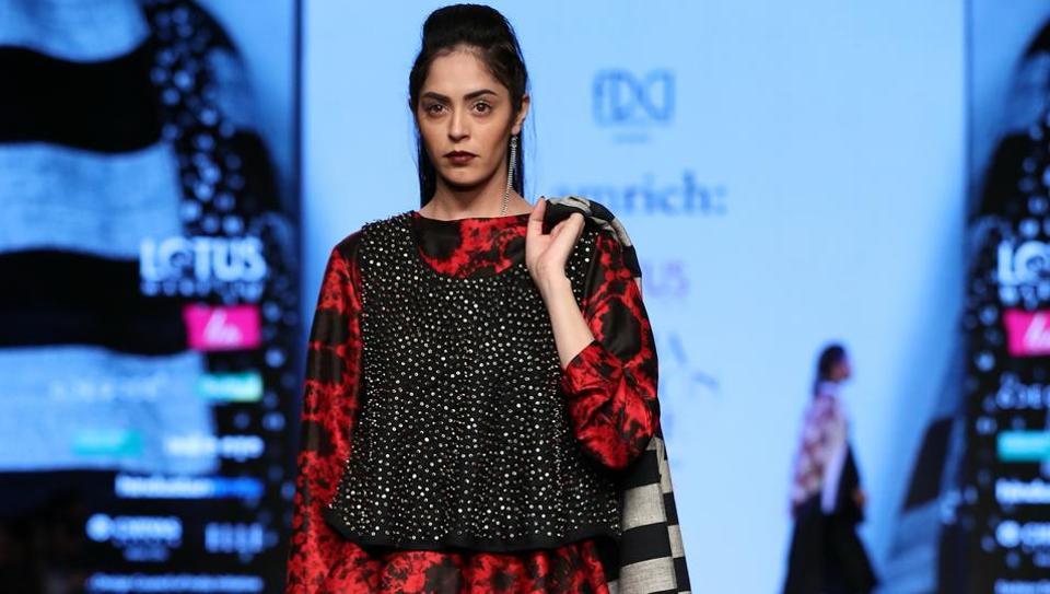 Lotus Make Up India Fashion Week Autumn Winter 2019 Day 3 Of