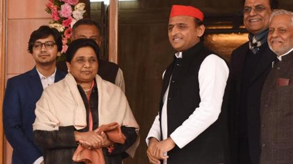 Flags with the colours of the Samajwadi Party and the Bahujan Samaj Party are ready and regular meetings are being held to fine-tune logistics of rallies, joint appearances and booth management.