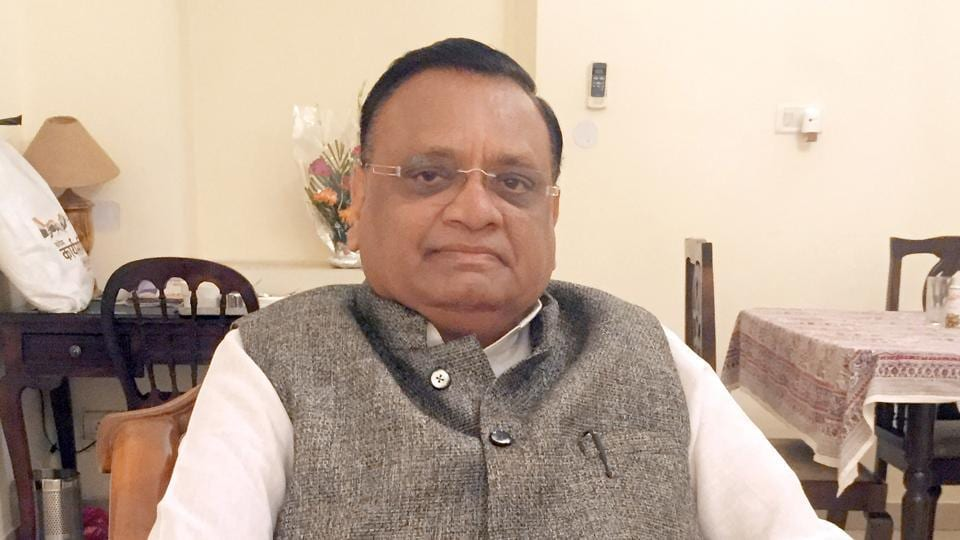 All India Congress Committee general secretary,Rajasthan incharge for the Lok Sabha elections,Avinash Pande
