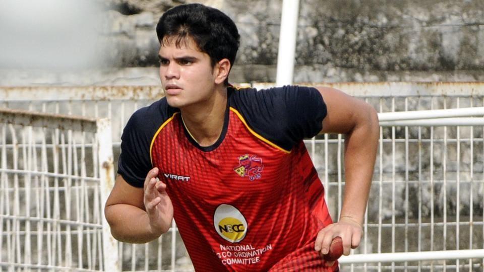 File image of Arjun Tendulkar.