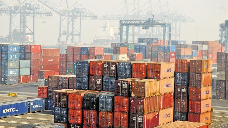 India's merchandise exports rose to USD 26.67 billion in February from USD 26.03 per cent in the year-ago month mainly on account of higher shipments in sectors such as pharmaceutical, engineering and electronics.