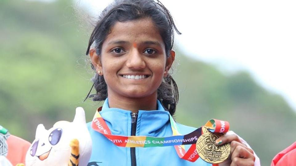 Avantika Santosh Narale clocked 11.97s in the women's 100m sprint to clinch the gold medal in Asian Youth Athletics Championship on Saturday.
