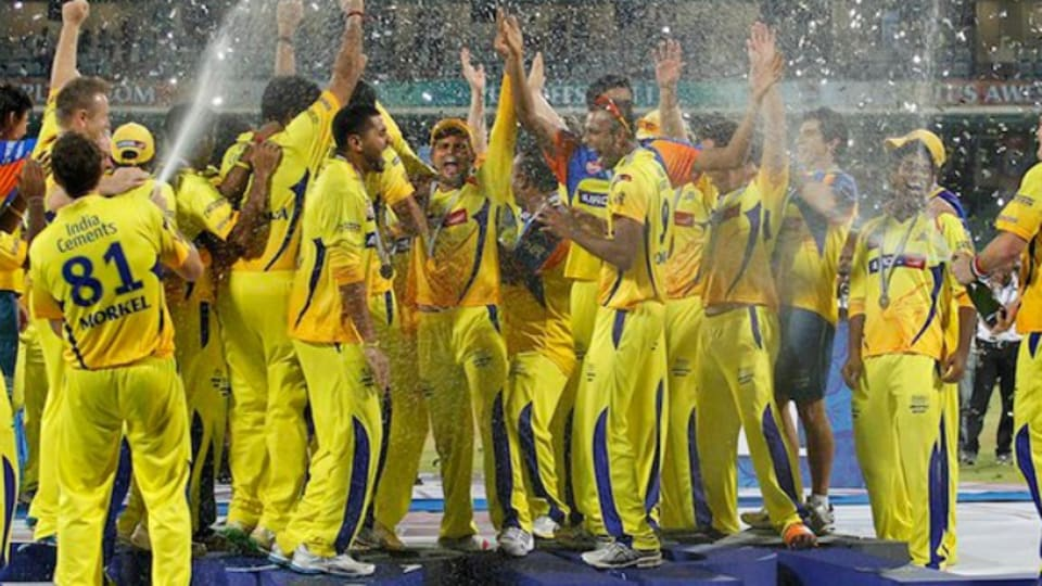 IPL Flashback - Chennai Super Kings counter 'Gayle' force in summit clash