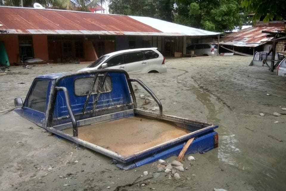 Officials said the number of dead and injured will likely increase since many affected areas have not been reached.