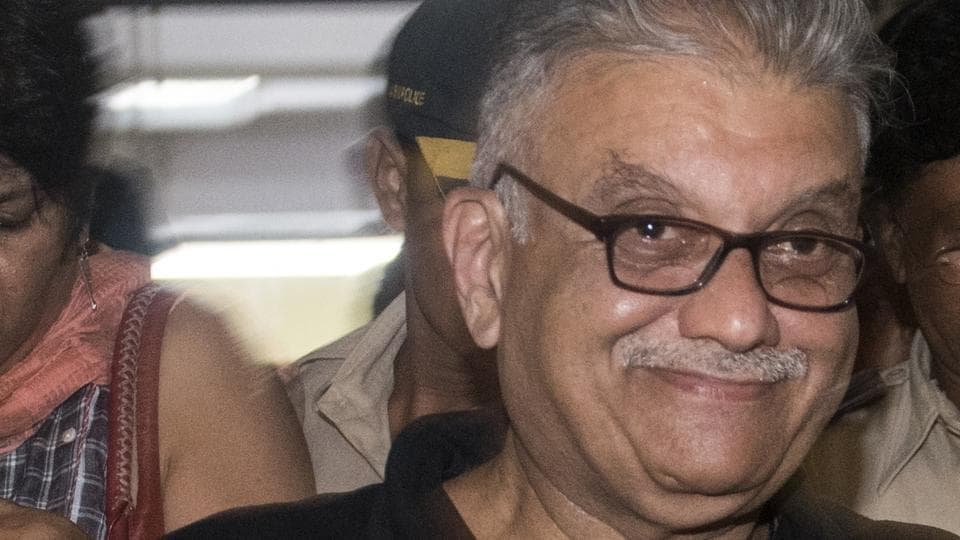 Peter Mukerjea underwent a battery of tests, including electrocardiogram (ECG), 2-D Echo and blood investigations to diagnose the cause of his chest pain.