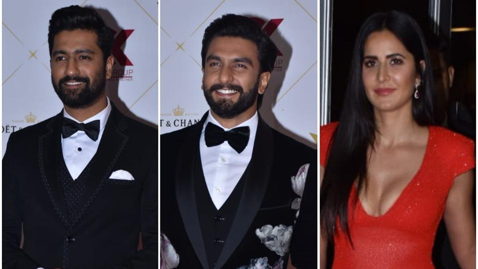 Hello Hall of Fame awards,Ranveer Singh,Katrina Kaif