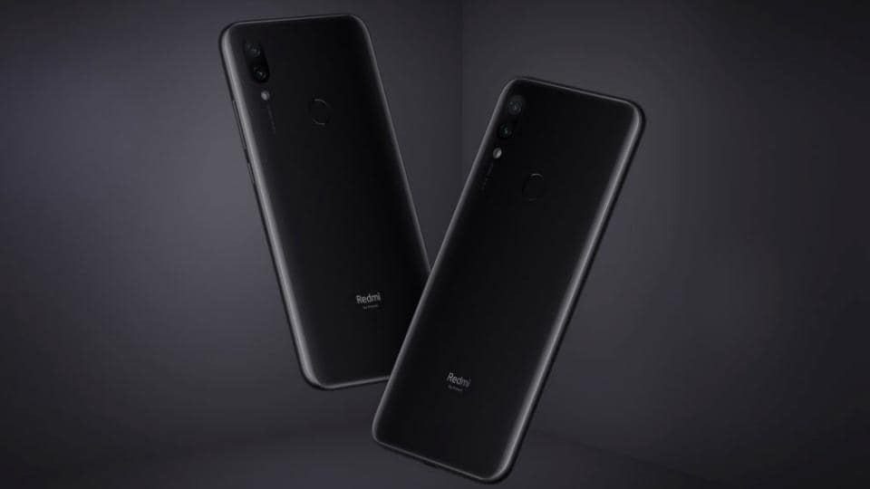 XiaomiRedmi 7 launched in China today.
