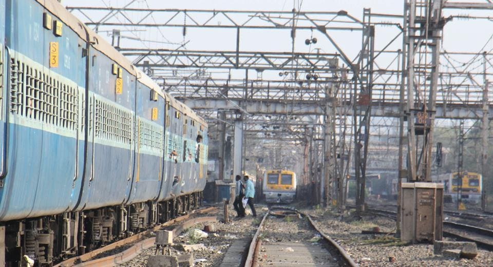 Two youths playing PUBG mowed down by train in Maharashtra | mumbai