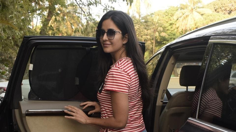 Katrina Kaif gifts herself a brand new luxury car and this is how much it costs