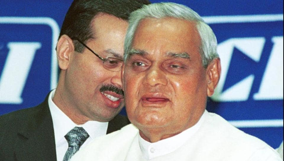 Former prime minister Atal Bihari Vajpayee and former deputy prime minister Lal Krishna Advani, BJP leaders Jagmohan have been members of Parliament from the New Delhi Lok Sabha seat.