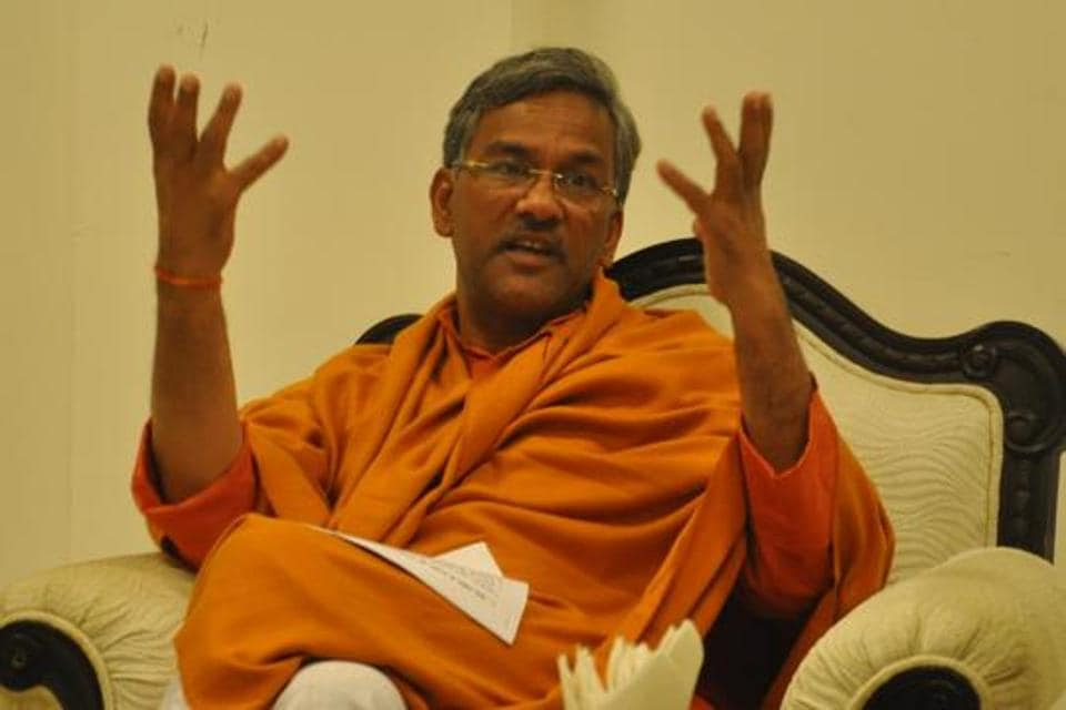 Chief minister Trivendra Singh Rawat says the government will review the coronavirus situation on a weekly basis.