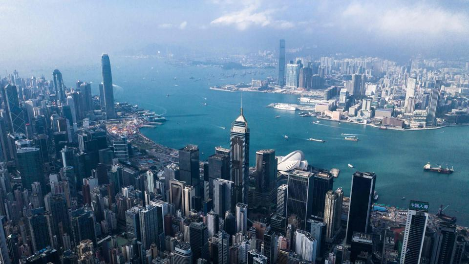 Hong Kong to build $79 billion artificial island | world
