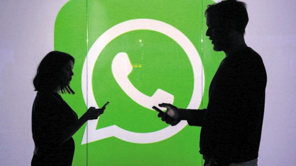 WhatsApp Inc. offers a cross-platform mobile messaging application that allows users to exchange messages. Image for representation.