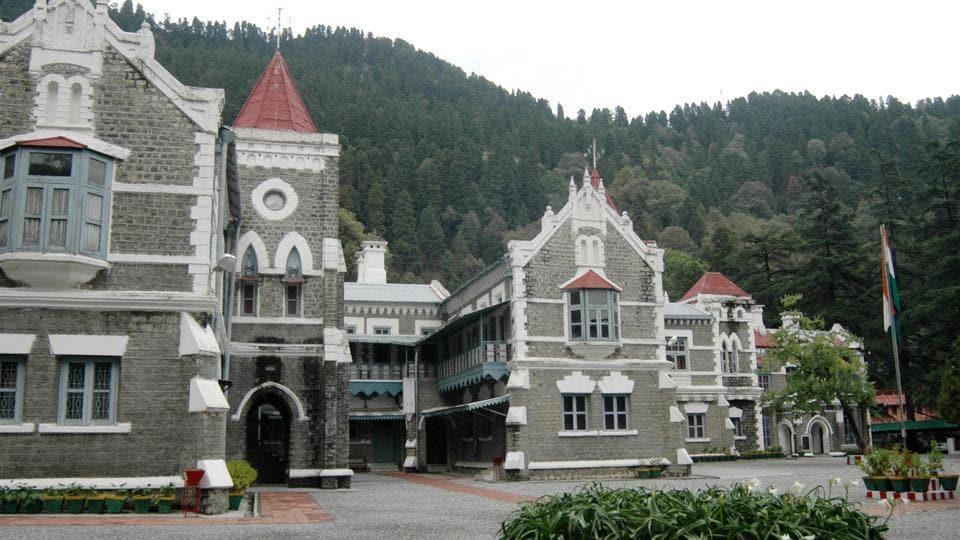 The Uttarakhand High Court