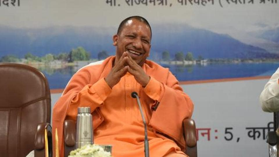 Uttar Pradesh chief minister Yogi Adityanath has said Congress' Priyanka Gandhi Vadra must acknowledge Prime Minister Narendra Modi's efforts in cleaning the Ganga, which has made it possible for her to go on her river journey.