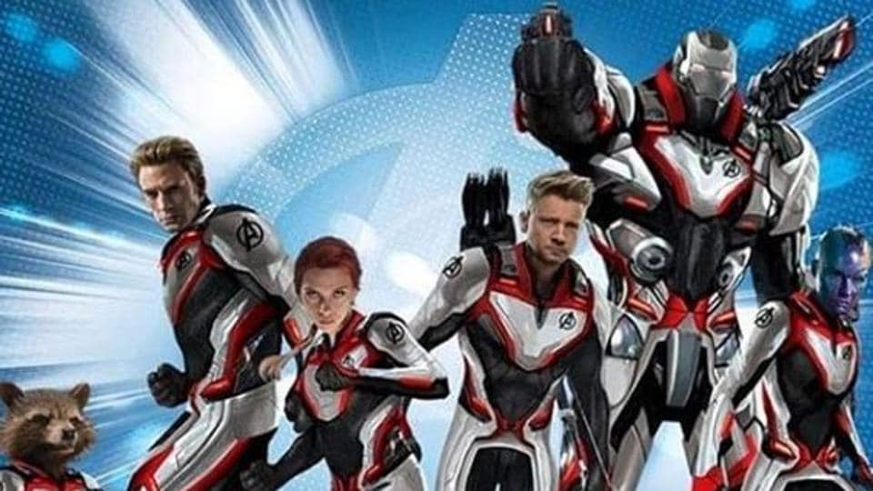 New Avengers Endgame Pic Beats Trailer In Giving Better Look At Quantum Realm Suits Hollywood Hindustan Times