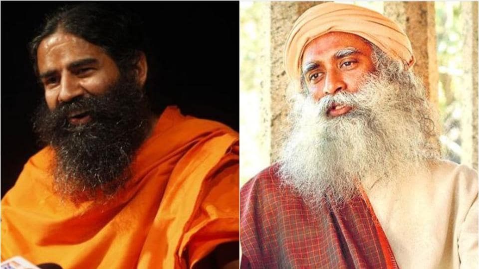 The Taste With Vir: In politics we trust - India's new gurus and godmen