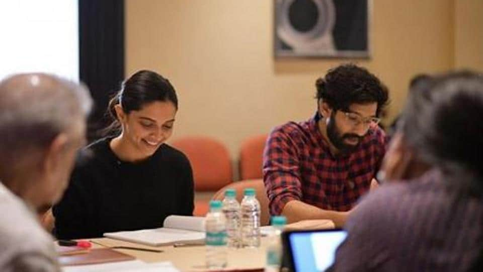 Deepika Padukone Chhapaaks Back To Work, Shares Script Reading Pics