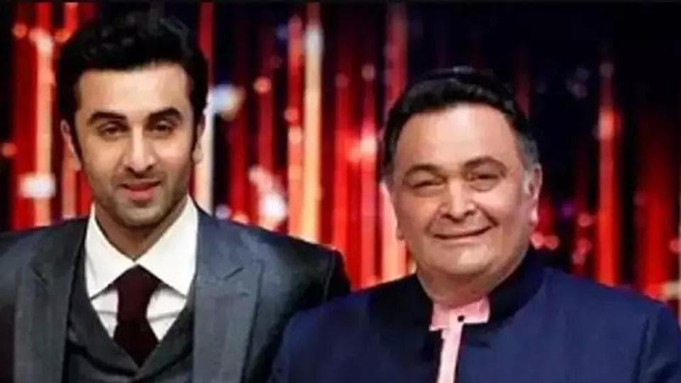 Ranbir Kapoor,Rishi Kapoor,Rishi Kapoor health