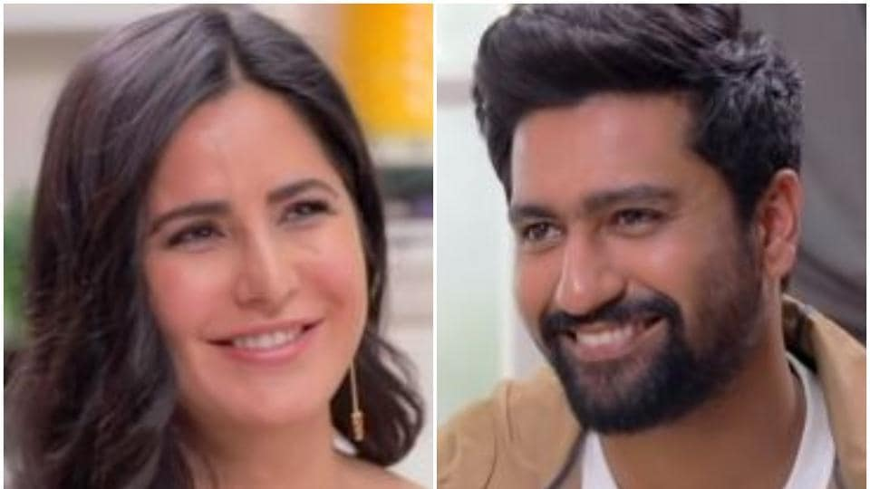Kartik Aaryan teases Vicky Kaushal for blushing in front of