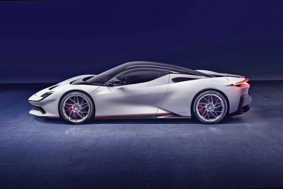 Meet Pininfarina Battista One Of The Fastest And Most Expensive