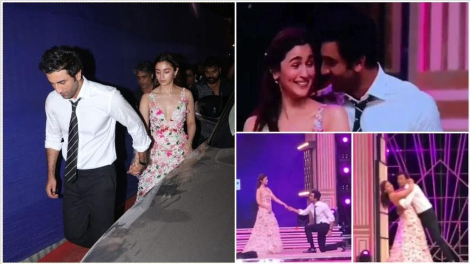 Ranveer, Malaika, Sunny Leone & others pose for the cameras at Zee Cine Awards