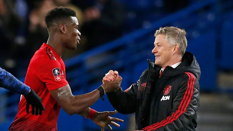 Solskjaer deserves Man Utd job after restoring confidence – Pogba | football
