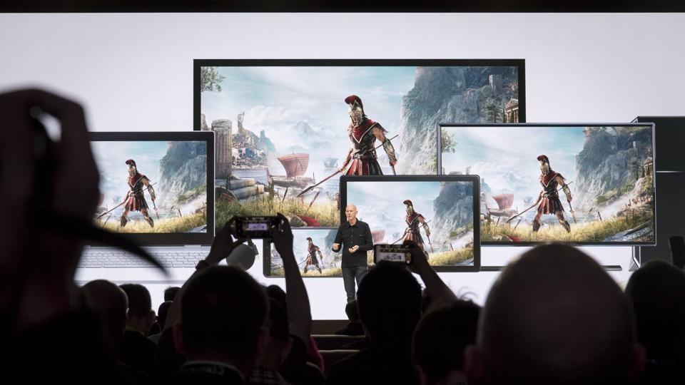 The Alphabet Inc.unit unveiled a new game streaming service called Stadia. The announcement marks a major new foray into the $180 billion industry for the internet giant.