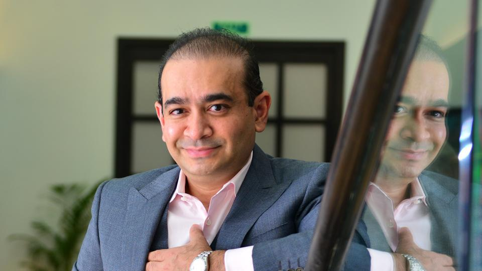 Fugitive diamantaire Nirav Modi was arrested in London on Tuesday.