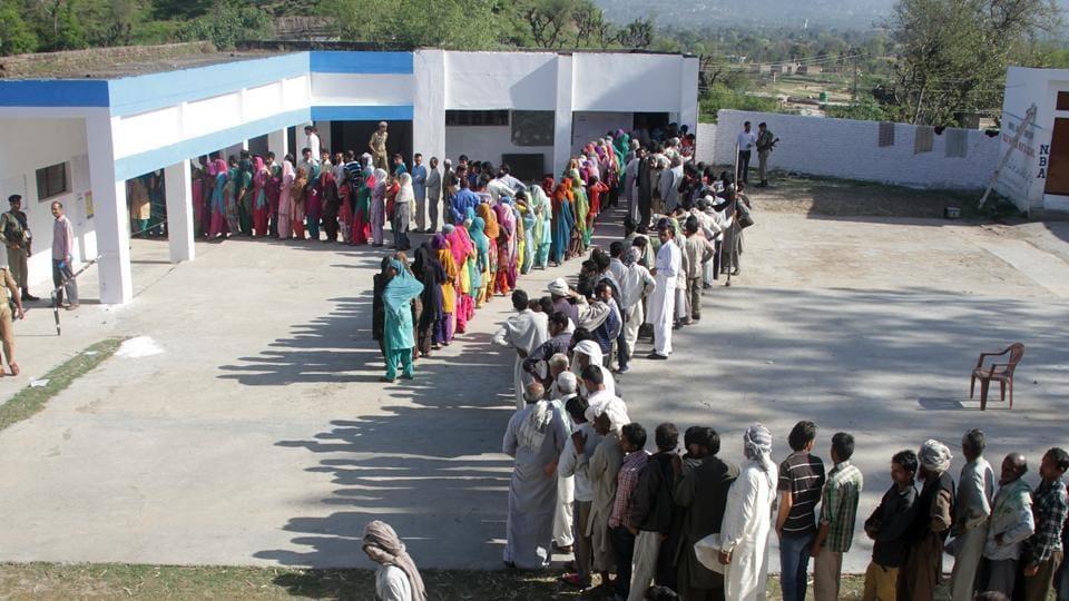 Lok Sabha election 2019: Jammu and Kashmir polling schedule | lok