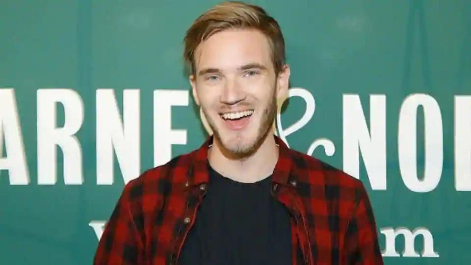 Series takes YouTube crown from PewDiePie