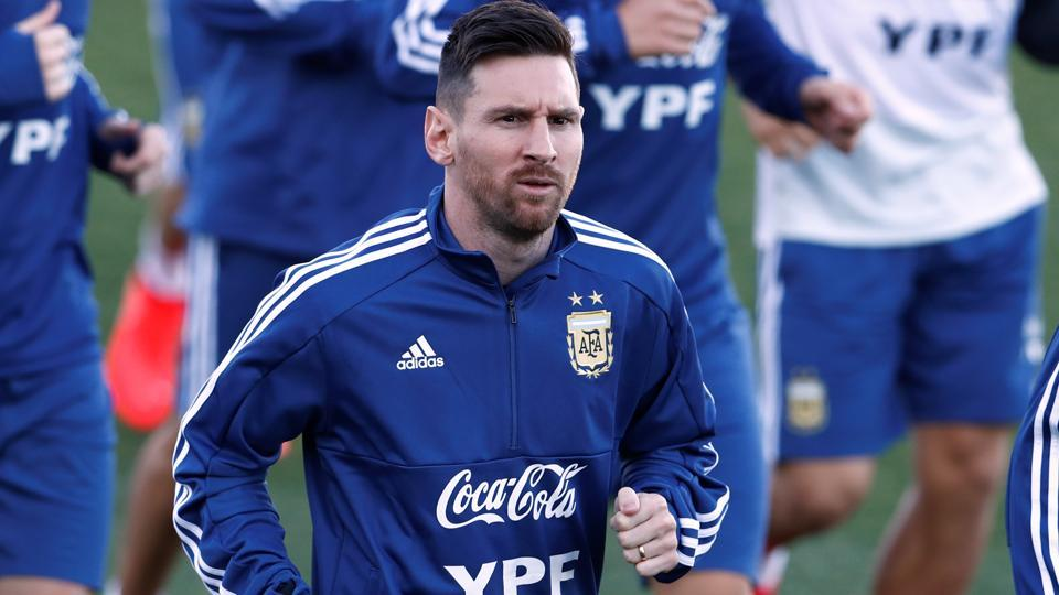 Lionel Messi to start Venezuela friendly on Argentina return | football